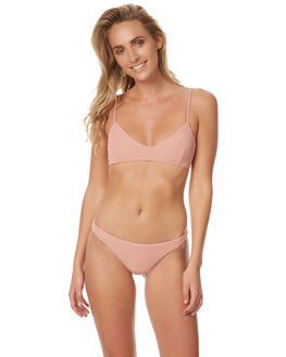DUSTY PINK WOMENS SWIMWEAR THRILLS BIKINI SETS - WTH7-806PDST