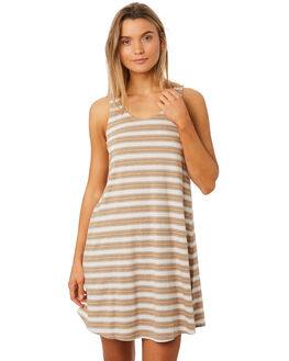 HONEY WOMENS CLOTHING RHYTHM DRESSES - JUL18W-DR01-HON