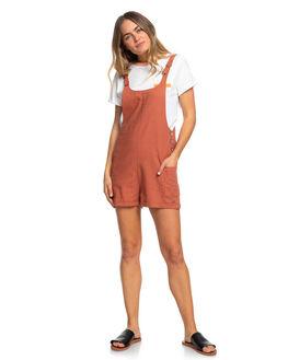 CEDAR WOOD WOMENS CLOTHING ROXY PLAYSUITS + OVERALLS - ERJWD03356-MMS0