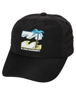 BLACK KIDS BOYS BILLABONG HEADWEAR - 7672307ABLK