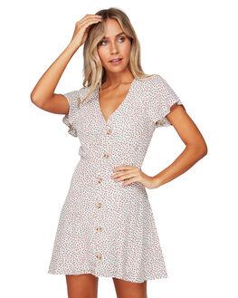 COOL WIP WOMENS CLOTHING BILLABONG DRESSES - BB-6592476-CWP