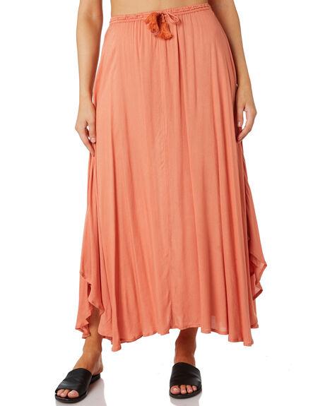 HENNA WOMENS CLOTHING O'NEILL SKIRTS - FA9415002HEN