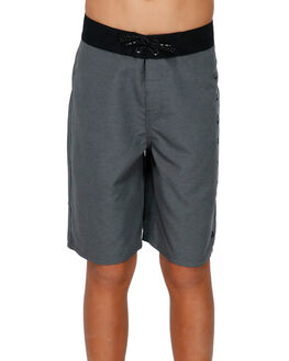 CHAR HEATHER KIDS BOYS BILLABONG BOARDSHORTS - BB-8591425-CHH