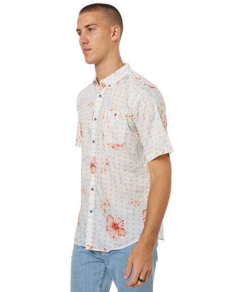 WHITE MENS CLOTHING EZEKIEL SHIRTS - ES172016WHT