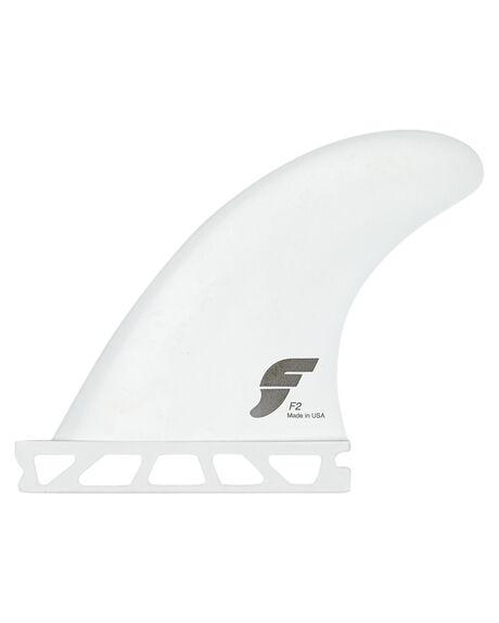 WHITE BOARDSPORTS SURF FUTURE FINS FINS - F02-011302