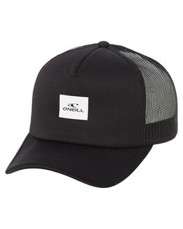BLACK BLACK MENS ACCESSORIES O'NEILL HEADWEAR - 4812301632