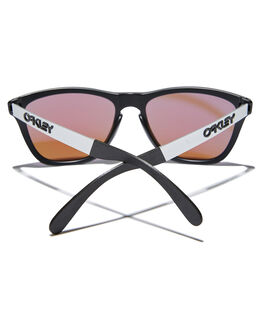 MATTE BLACK PRIZM MENS ACCESSORIES OAKLEY SUNGLASSES - OO9428-1255MBLK