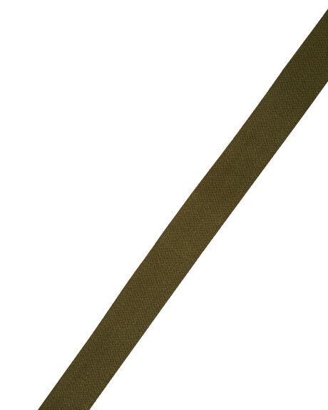 LEGION GREEN MENS ACCESSORIES HURLEY BELTS - HU0021331