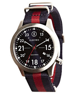 NAVY RED MENS ACCESSORIES ELECTRIC WATCHES - EW0010020008