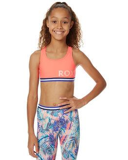 NEON GRAPEFRUIT KIDS GIRLS ROXY SWIMWEAR - ERGKT03047NKN0