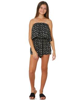 IRIS FLORAL KIDS GIRLS SWELL DRESSES + PLAYSUITS - S6202449IRIFL