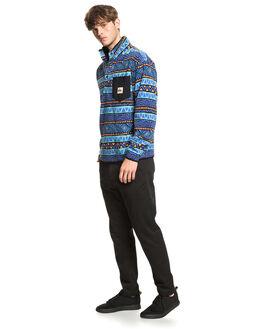 BLACK HERITAGE MENS CLOTHING QUIKSILVER JUMPERS - EQYFT04095-KVJ6