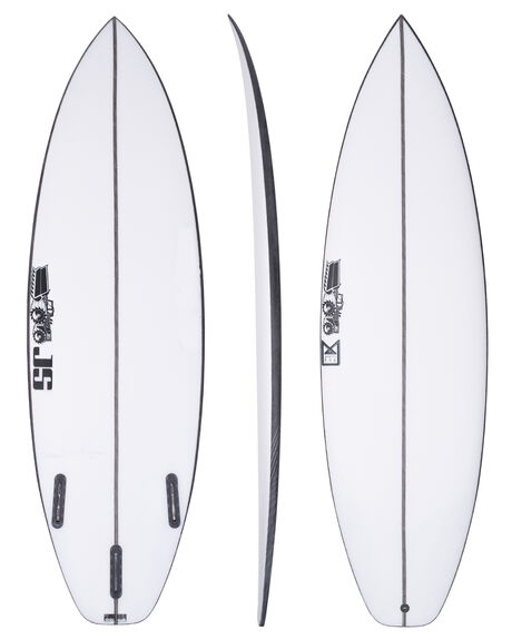 CLEAR BOARDSPORTS SURF JS INDUSTRIES SURFBOARDS - JSMBCLR