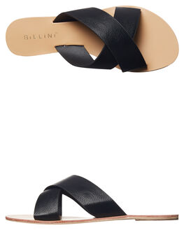 BLACK WOMENS FOOTWEAR BILLINI FASHION SANDALS - S405BLK