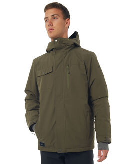 GRAPE LEAF SNOW OUTERWEAR QUIKSILVER JACKETS - EQYTJ03129CRE0
