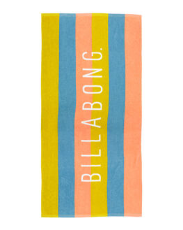 CLAY WOMENS ACCESSORIES BILLABONG TOWELS - BB-6691722-C24