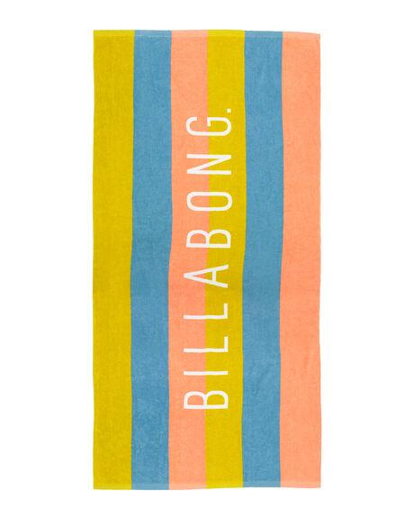 CLAY WOMENS ACCESSORIES BILLABONG TOWELS - BB-6691722-C24