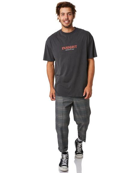 BLACK MENS CLOTHING INSIGHT TEES - 5000004801BLK