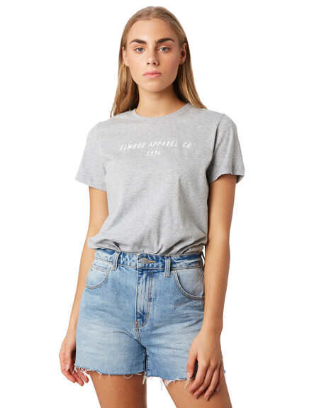 GREY MARLE WOMENS CLOTHING ELWOOD TEES - W93105-309