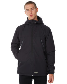 BLACK OUTLET MENS BILLABONG JACKETS - 9585918BLK