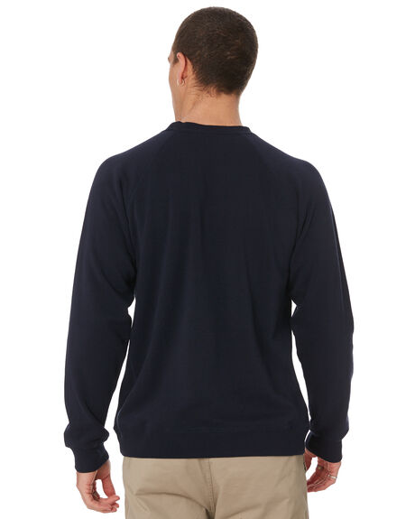 NAVY MENS CLOTHING CAPTAIN FIN CO. JUMPERS - CFM4031600NVY