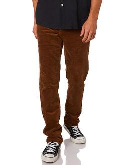 BISON MENS CLOTHING BRIXTON PANTS - 04125BISON