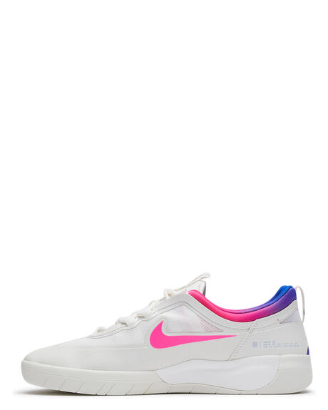 SUMMIT WHITE MENS FOOTWEAR NIKE SNEAKERS - CU9220-100