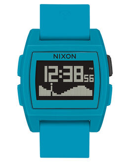 BLUE RESIN WOMENS ACCESSORIES NIXON WATCHES - A11042556