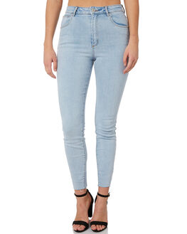 UPTOWN WOMENS CLOTHING A.BRAND JEANS - 71227A-2581