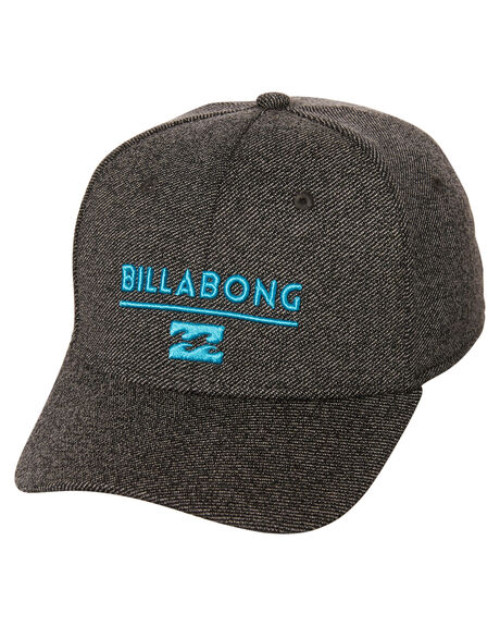 BLACK KIDS BOYS BILLABONG HEADWEAR - 8672323ABLK