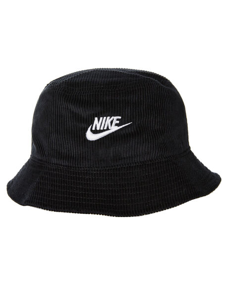 BLACK WHITE MENS ACCESSORIES NIKE HEADWEAR - DC3965-010
