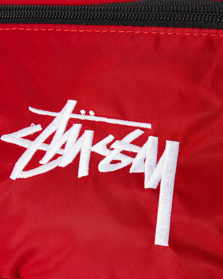 CHILLI PEPPER MENS ACCESSORIES STUSSY BAGS + BACKPACKS - ST796012CHILP