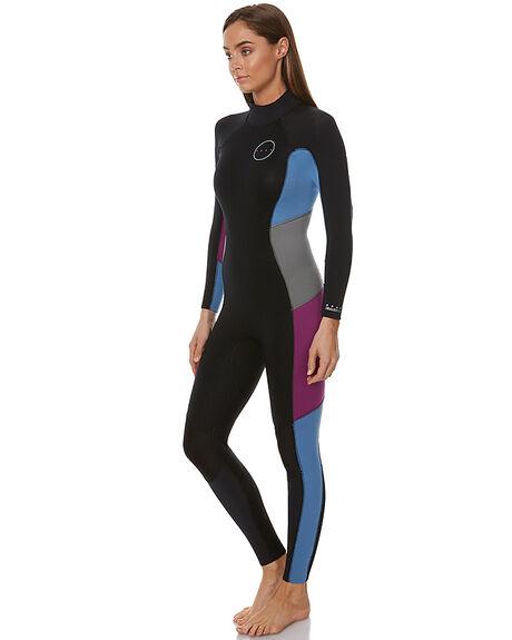 BLACK SURF WETSUITS PEAK STEAMERS - PK746L0090