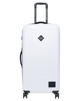 WHITE MENS ACCESSORIES HERSCHEL SUPPLY CO BAGS + BACKPACKS - 10604-01588-OSWHT