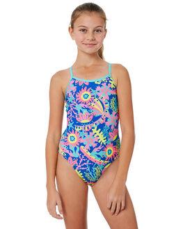 BLUE MULTI KIDS GIRLS ZOGGS SWIMWEAR - 5448190BLMUL