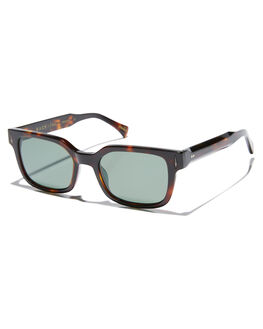 KOLA TORTOISE MENS ACCESSORIES RAEN SUNGLASSES - 100M191FRIS242