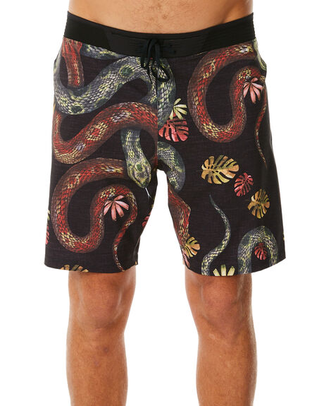 BLACK BLACK MENS CLOTHING HURLEY BOARDSHORTS - AQ3290010