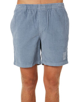 LIGHT BLUE MENS CLOTHING STUSSY SHORTS - ST091602LBLU