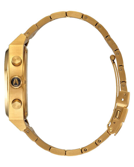 ALL GOLD MENS ACCESSORIES NIXON WATCHES - A972-502