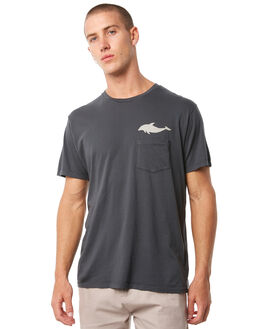 FADED NAVY MENS CLOTHING MOLLUSK TEES - MS1357FNVY