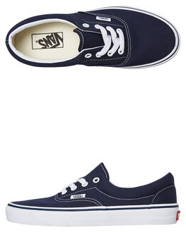 NAVY MENS FOOTWEAR VANS SNEAKERS - VEWZNVY