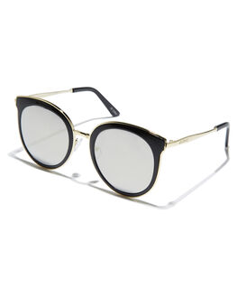 BLACK WOMENS ACCESSORIES MINKPINK SUNGLASSES - 1708088BLK