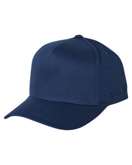 LIGHT NAVY MENS ACCESSORIES FLEX FIT HEADWEAR - 181000-LNVY