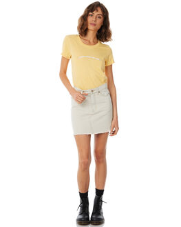 MELLOW WOMENS CLOTHING AFENDS TEES - W183011-MLW