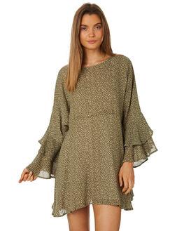 PRINT WOMENS CLOTHING ZULU AND ZEPHYR DRESSES - ZZ2319PRT