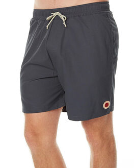 NAVY MENS CLOTHING MOLLUSK BOARDSHORTS - MS4035NVY