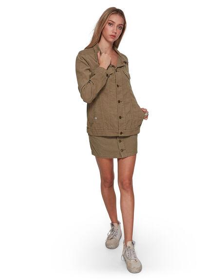 BAYLEAF WOMENS CLOTHING BILLABONG JACKETS - BB-6507891-BYF