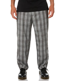 CHECK MENS CLOTHING MISFIT PANTS - MT081611CHK