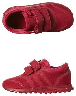 UNITY PINK KIDS TODDLER GIRLS ADIDAS ORIGINALS FOOTWEAR - BB0780PNK