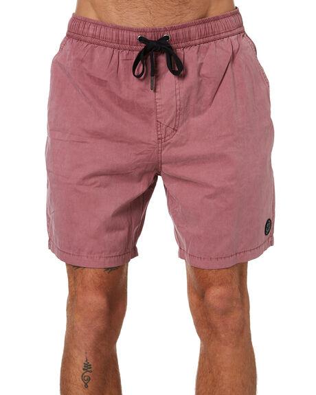 PIGMENT BRICK MENS CLOTHING STAY BOARDSHORTS - SBO-20101PBR